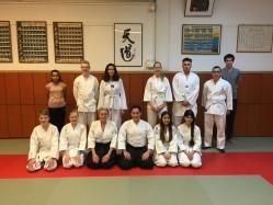 Aikido Jugendgruppe